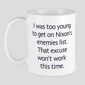 enemies list Mug